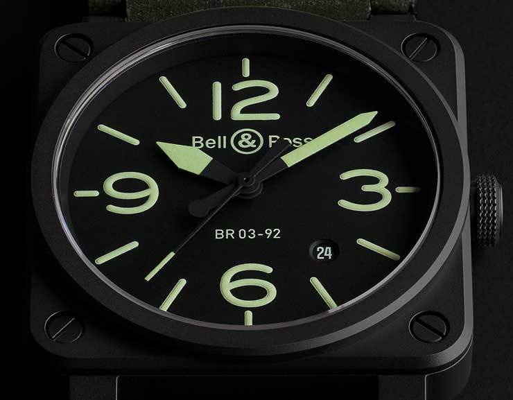Baselworld Preview: Bell & Ross BR 03-92 Nightlum